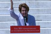 Pelosi: 'I was here 50 years ago'