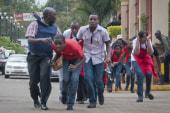 Al-Shabab take credit for Kenya mall attack