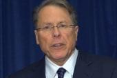 NRA delivers 'mind-boggling' press conference
