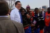 Romney's 'pander and pivot' toward black...