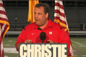 Christie on black voters: GOP must 'show up'