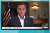 Is Romney able to connect with the working...