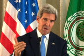 On Syria, it's time for message management
