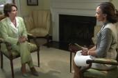 Pelosi: Respect has deteriorated in Congress