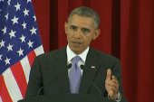 Obama takes new aggressive stance on Russia