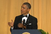 Highlights from the Correspondents' Dinner