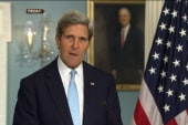 Kerry says US credibility on the line in...