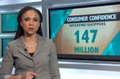 Consumer spending not reflected in retail...