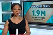 Gun control numbers that make us wonder...