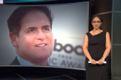 Mark Cuban wades into race debate