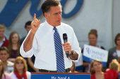 Mitt Romney's busy 'Day 1' agenda