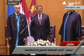 Egypt's Morsi to elect female vice president
