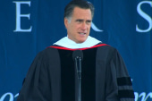 Evangelical outreach in Romney's...
