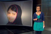 One courageous 14-year-old girl defies...