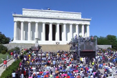 Congresswoman reflects on organizing the...