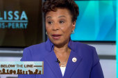 Rep. Lee invites mother on food stamps to...