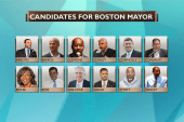 What role is race playing in major mayoral...