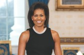 A second term for the First Lady
