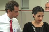 Why is Weiner's wife facing so much scrutiny?