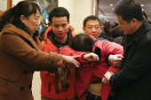 Unresolved grief for Flight 370 families