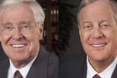 Koch Brothers and the billionaire takeover