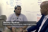 Focusing in on racial segregation in schools