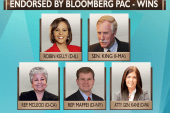 Can Bloomberg's political funding change...