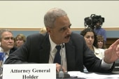 Eric Holder making strides on civil rights