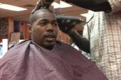 Barbershops and basketball
