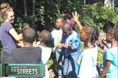 Urban farms helping Brooklyn children grow