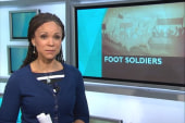 Foot soldiers: Standing up against same...