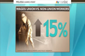 What unions do for the middle class