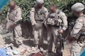 Defense chief slams 'deplorable' Marine video