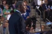 Grading Obama's DNC speech
