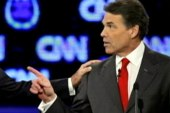 Were debates a mistake for Perry?