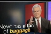 Gingrich blasts Romney with new ad