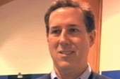 Santorum, Paul continue to campaign