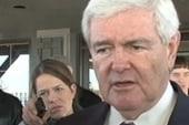 Gingrich's faces Freddie Mac troubles