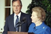 Colin Powell: Thatcher 'was a leader who...