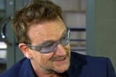 Bono on Africa's food shortage, Facebook IPO