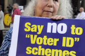New bill aims to combat voter suppression...