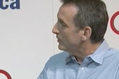 Is Pawlenty running on change?