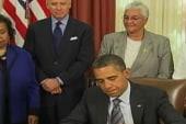 Obama announces 'Swag Initiative'