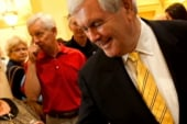 Despite reports, Gingrich denies being a...