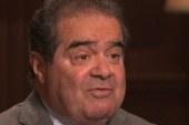 Justice Scalia opens up about decision making
