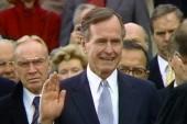 A rare glimpse into life of George H.W. Bush