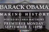 MSNBC to air Obama documentary Monday
