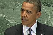 Obama discusses Iran, Libya attacks