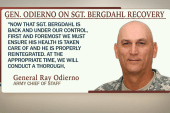 Questions remain over Bergdahl's Army history