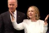 Buzz surrounds Clinton, Biden futures